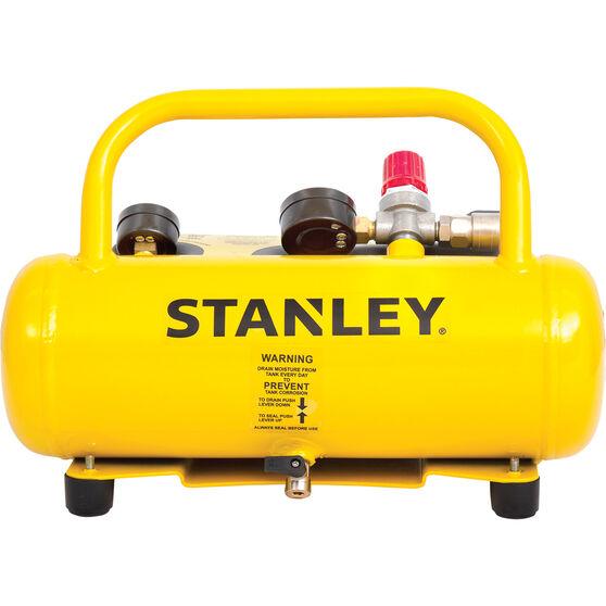 Stanley Wall Mount Air Compressor 0.5HP 14LPM, , scaau_hi-res