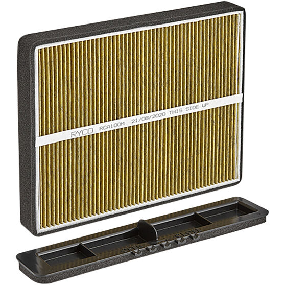 Ryco Cabin Air Filter N99 MicroShield RCA100M, , scaau_hi-res