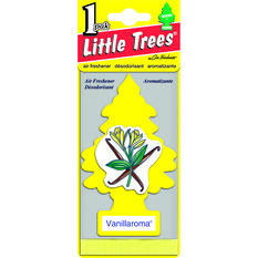 Little Trees Air Freshener - Vanillaroma, 1 Pack, , scaau_hi-res