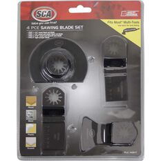Flooring/Fitting Set With Adaptor - 4 Piece, , scaau_hi-res