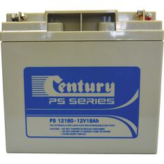 RECHARGEABLE BATTERY -  PS 12180, 12V 18AH, , scaau_hi-res