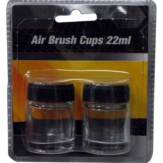 Air Brush Spare Cups - 22mL, , scaau_hi-res