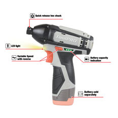 ToolPRO Impact Driver Skin 12V, , scaau_hi-res