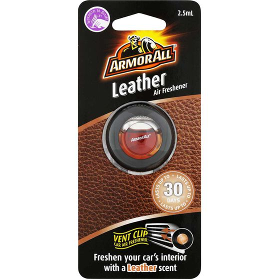 Armor All Air Freshener - Leather, 2.5mL, , scaau_hi-res
