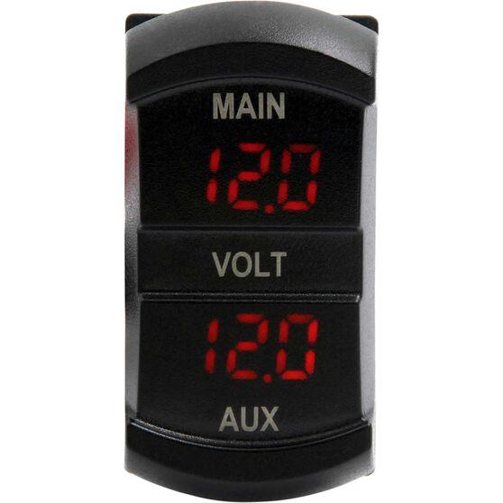 SCA Digital Voltage Meter, , scaau_hi-res