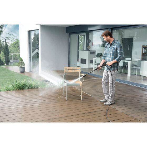 Karcher K2 Full Control Pressure Washer with Deck Kit - 1750 PSI Max, , scaau_hi-res