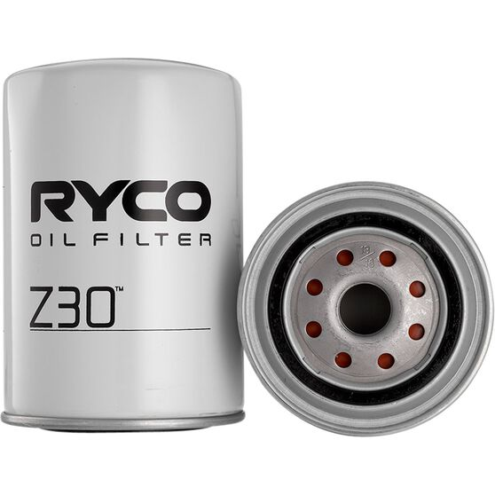 Ryco Oil Filter - Z30, , scaau_hi-res