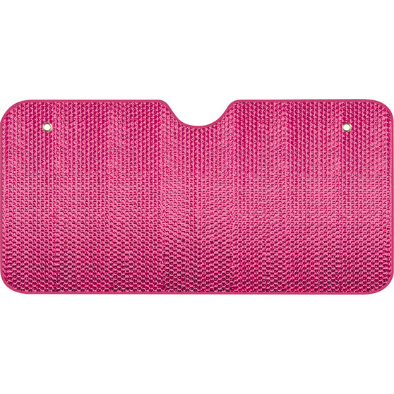 SCA Bubble Sunshade - Pink, Accordion, Front, , scaau_hi-res
