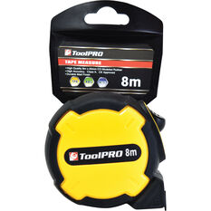 ToolPRO Tape Measure - 8m, , scaau_hi-res