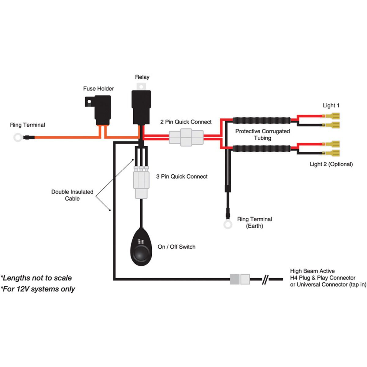 Driving Lights Home Narva Wiring Diagram Driving Light Wiring ... on