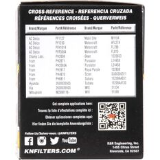 K&N Wrench Off Performance Gold Oil Filter  HP-1004 (Interchangeable with Z79A), , scaau_hi-res