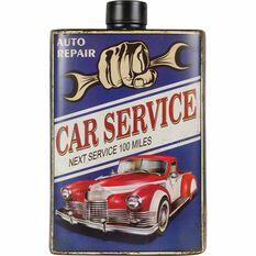 Tin Sign Car Service, , scaau_hi-res