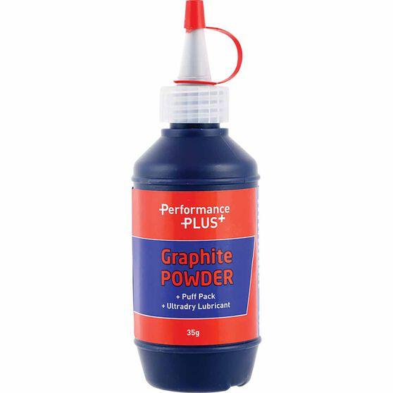 Performance Plus Graphite Powder Lubricant 35g, , scaau_hi-res
