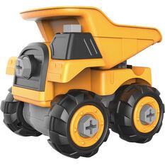 Build model dump truck, , scaau_hi-res