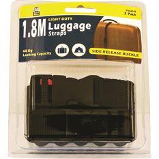 Luggage Strap - 1.8m, 68kg, 2 Pack, , scaau_hi-res