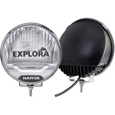 Narva Explora LED Driving Lights 175mm Pair, , scaau_hi-res