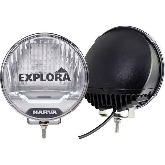 Explora Driving Light, 175mm, Pair, , scaau_hi-res
