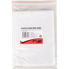 Best Buy Plastic Drop Sheet - 3.6m X 2.7m, , scaau_hi-res
