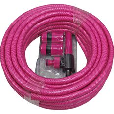 Garden Hose - 11.5mm x 15m, with fittings, , scaau_hi-res