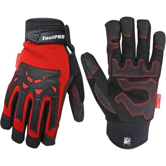 ToolPRO Work Gloves - Mechanics, Large, , scaau_hi-res