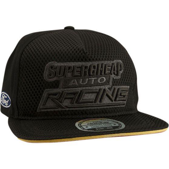 Supercheap Auto Racing 2017 Flat Peak Cap - One Size, , scaau_hi-res