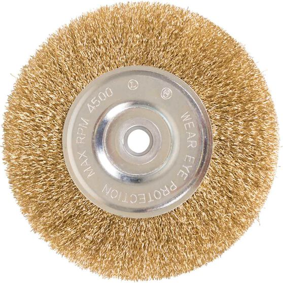 ToolPRO Wire Wheel Brush - 6 inch, , scaau_hi-res