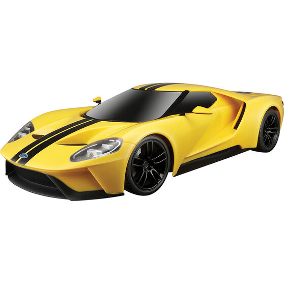 Remote Control Car - 2016 Ford GT, 1:14 Scale, , scaau_hi-res