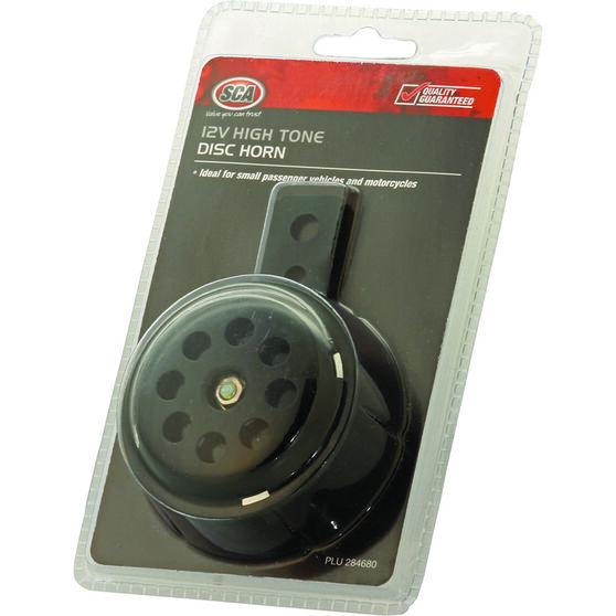 SCA 12V Disc Horn - High Tone, , scaau_hi-res