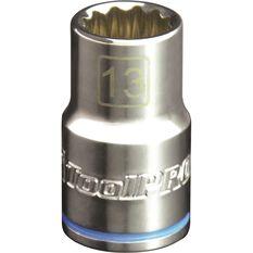 "ToolPRO Single Socket - 1/2"" Drive, 13mm, , scaau_hi-res"