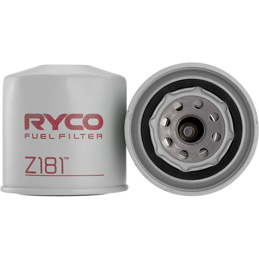 Ryco Fuel Filter Z181 Supercheap Auto Bendix Filters