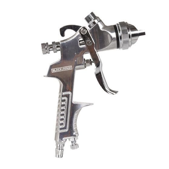 Blackridge Air Spray Gun Gravity Feed - 600mL, , scaau_hi-res