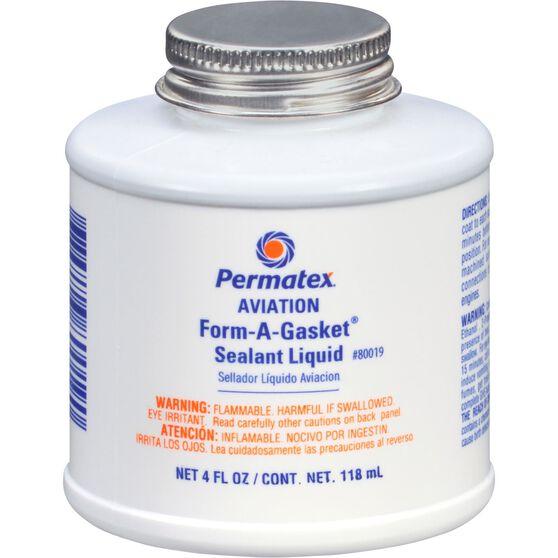 Permatex Aviation Form-A-Gasket Sealant Liquid, No. 3 -  118mL, , scaau_hi-res