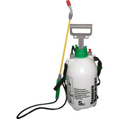 Garden Pressure Sprayer - 5 Litre, , scaau_hi-res