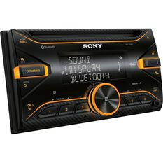 Double DIN CD/Digital Media Player with Bluetooth WX920BT, , scaau_hi-res