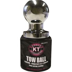 KT Cable Tow Ball - Chrome, 50mm, , scaau_hi-res