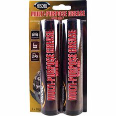 Herschell Multipurpose Grease Cartridge Twin Pack 85g, , scaau_hi-res