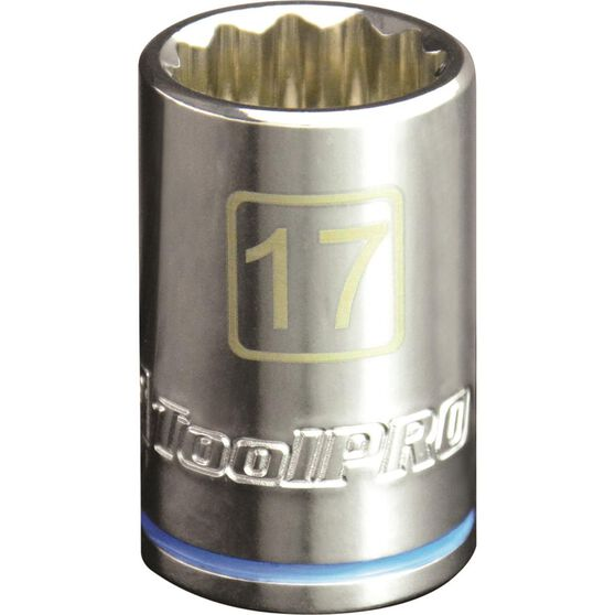 ToolPRO Single Socket - 1 / 2 inch Drive, 17mm, , scaau_hi-res