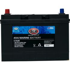 SCA 4WD Battery - SN70Z, 490CCA, , scaau_hi-res