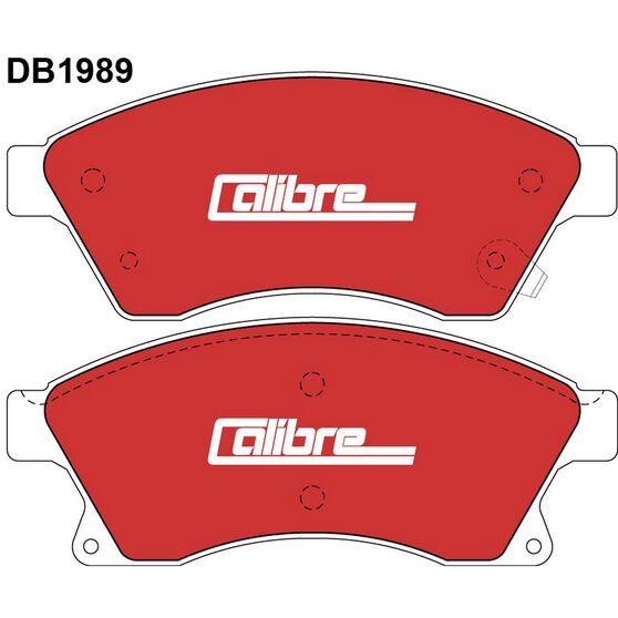Calibre Disc Brake Pads DB1989CAL, , scaau_hi-res