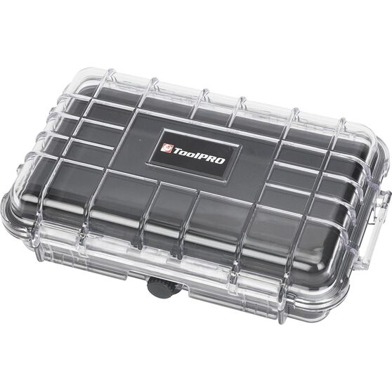 ToolPRO Hardcase Organiser Clear - Small, , scaau_hi-res