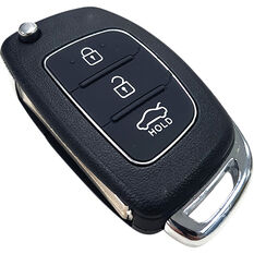 MAP Shell & Key Replacement - Suits Hyundai, KF274, , scaau_hi-res