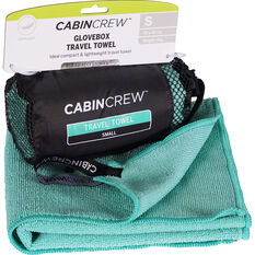 Cabin Crew Glove Box Towel - Light Blue, , scaau_hi-res