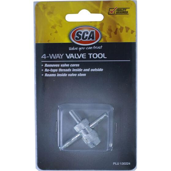 SCA Valve Tool - 4 Way, , scaau_hi-res