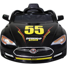 SCA Electric sports car w / Remote Control - 6V, , scaau_hi-res