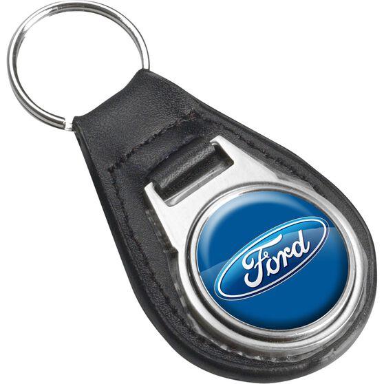 Ford Logo Fob Keyring, , scaau_hi-res