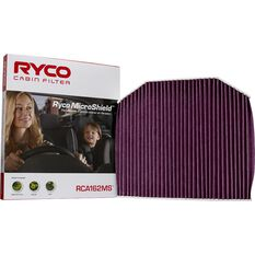 Ryco Cabin Air Filter Microshield RCA162MS, , scaau_hi-res