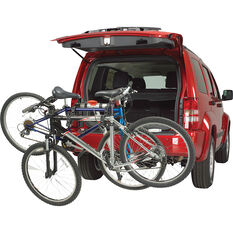 Rola Folding Bike Carrier 2 Bike Hitch Mount, , scaau_hi-res