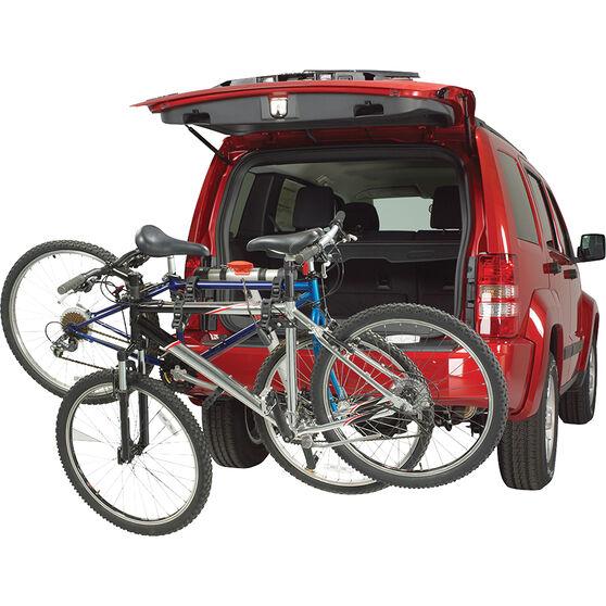 Rola Folding Bike Carrier - 2 Bike, Hitch Mount, , scaau_hi-res