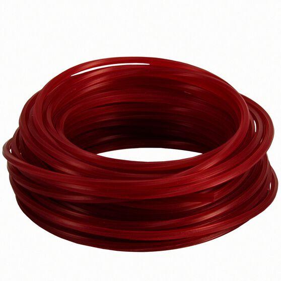 Tuff Cut Trimmer Line - Red, 2.7mm X 9m, , scaau_hi-res