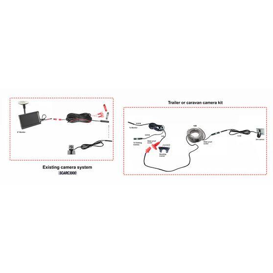 Reversing Camera Extension Kit - SCATC2, , scaau_hi-res
